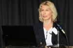 Sesja Plenarna (8): Prof. Aija Klavina, Sekretarz Europejskiej Federacji APA (EUFAPA), Latvian Academy of Sport Education, Łotwa