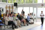 Sesja Pokazowa ćwiczeń senso-motorycznych ze słuchaczkami Uniwersytetu Trzeciego Wieku przy AWF Warszawa prowadzona przez dr Sylwię Mętel (1)