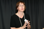 Plenary Session (10): Dr Joanna Sobiecka, Vice-President of PTN-AAF, AWF Kraków