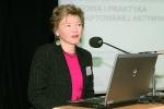 Plenary Session (2): Prof. Alicja Przyłuska-Fiszer, Rector of AWF Warsaw