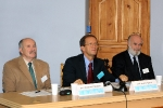 Plenary Session (8): Chairpersons - prof. Krzysztof Klukowski, prof. Andrzej Kosmol and prof. Stanisław Kowalik
