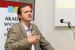 """Seminarium \""""Wolontariat w APA\"""" (1): Mgr Dariusz Pietrowski, Centrum Wolontariatu w Warszawie"""