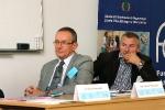 """Seminarium \""""Wolontariat w APA\"""" (2): Przewodniczący seminarium - dr Witold Rekowski i dr Mariusz Damentko"""