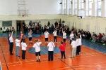 Sesja Pokazowa adaptowanego wychowania fizycznego z osobami z niepełnosprawnością intelektualną z Sekcji Olimpiad Specjalnych poprowadzona przez mgr Zdzisławę Dzierzbicką (2)