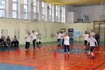 Sesja Pokazowa adaptowanego wychowania fizycznego z osobami z niepełnosprawnością intelektualną z Sekcji Olimpiad Specjalnych poprowadzona przez mgr Zdzisławę Dzierzbicką (5)
