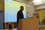 Sesja Plenarna (3) - dr Tomasz Boraczyński z Olsztyńskiej Szkoły Wyższej im. Józefa Rusieckiego