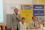 Zakończenie konferencji (1) - prof. Henryk Kostyra, Rektor Olsztyńskiej Szkoły Wyższej im. Józefa Rusieckiego