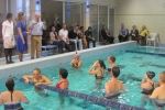 Aquatherapy workshop on fall prevention led by Javier Gueita from Universidad Rey Juan Carlos in Madrid, Spain(1)