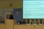 Plenary Session (4) - prof. Daniel Daly from  Catholic University of Leuven (Belgium)