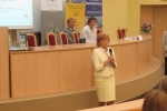 Conference closing (2) - Helena Rusiecka, Director of the Józef Rusiecki Olsztyn University College