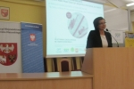 Conferene opening (3) - Anna Wasilewska, Board Member of the of the Province of Warmia and Mazury